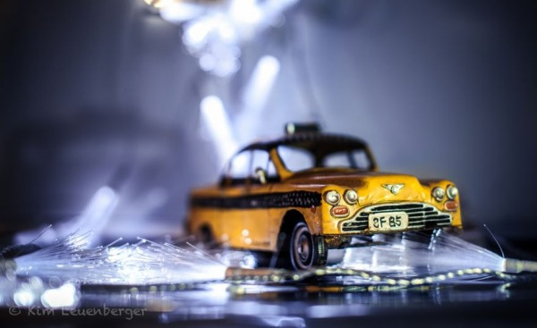 Cars Go On a Trip