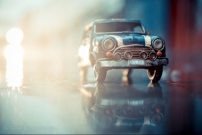 """Incredibly Amazing """"Traveling Cars Adventures"""" of Kim Leuenberger"""