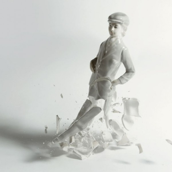 Incredibly Amazing Porcelain Figurines by Martin Klimas