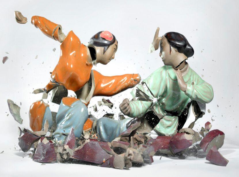 Incredibly Amazing Porcelain Figurines by Martin Klimas
