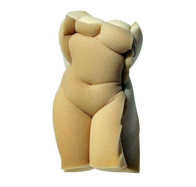 Interesting Sponge Sculptures by Etienne Gros
