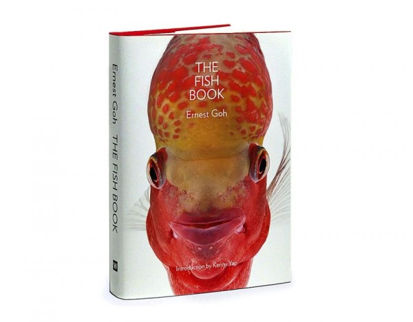 The Fish Book by Ernest Goh
