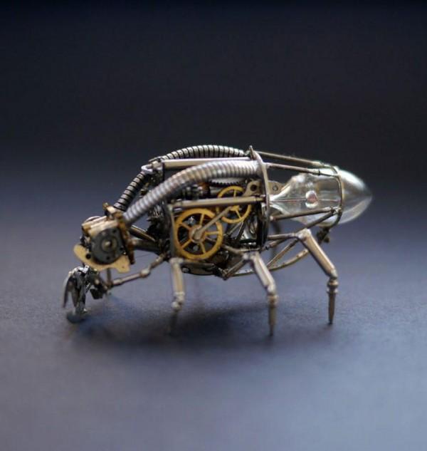Bringing bugs to life by Justin Gershenson-Gates
