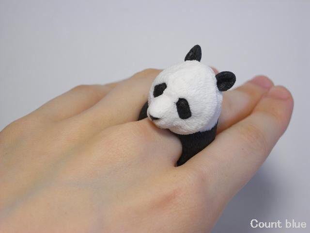 Handmade Animal Rings by Jiro Miura