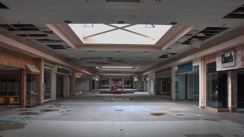 Randall Park Mall Photography by Seph Lawless