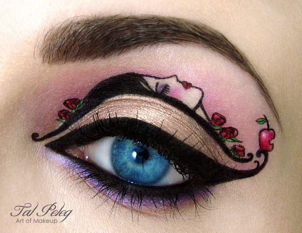 Makeup as Art by Tal Peleg