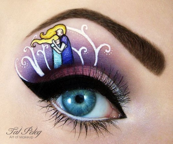 Makeup as Art by Tal Peleg