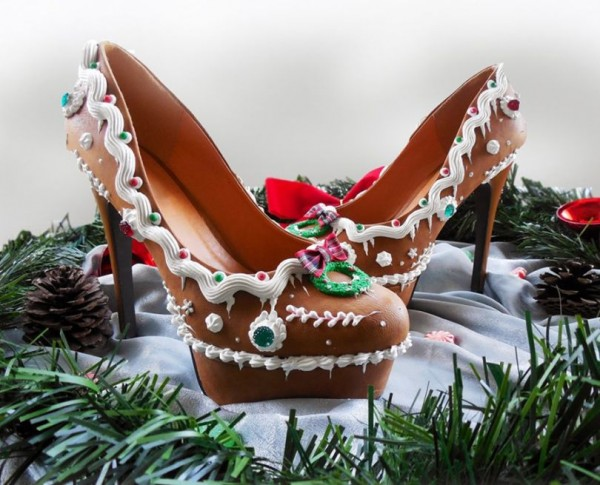 Gingerbread heel
