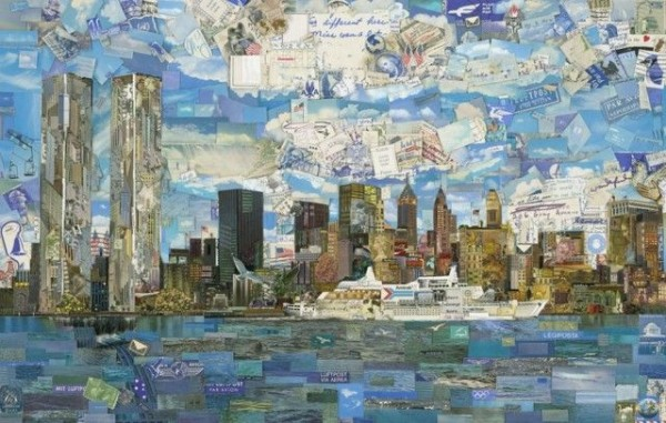 Photographs of Photographs by Vik Muniz