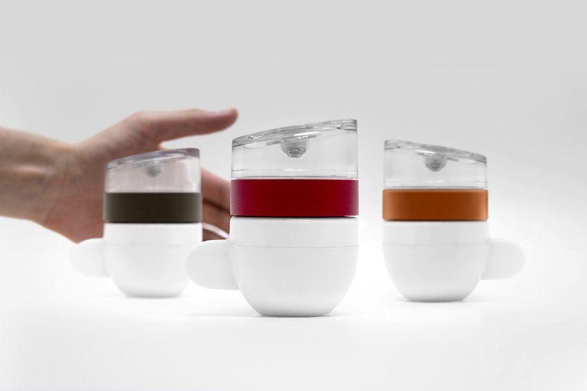 smallest coffee machine