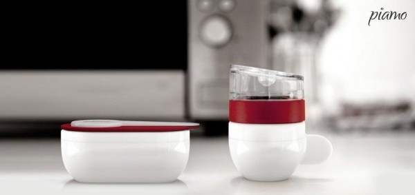 Piamo: The World's Smallest Coffee Machine