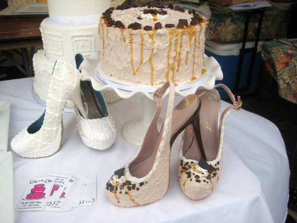 Shoe Bakery Creates Sweet Treats for Your Feet