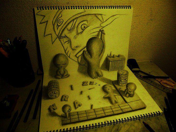 New 3D-illustration by Nagai Hideyuki