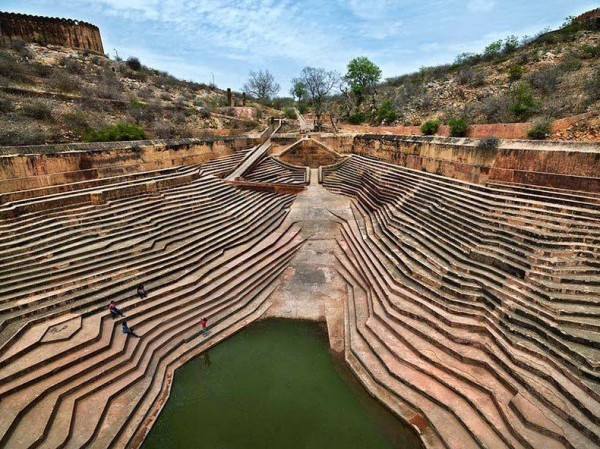 Step Well, Jaipur, India