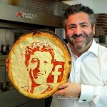 Pizza Artist Domenico Crolla Serves Tasty Celebrity Portraits