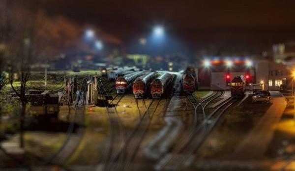 Tilt-shift Photography