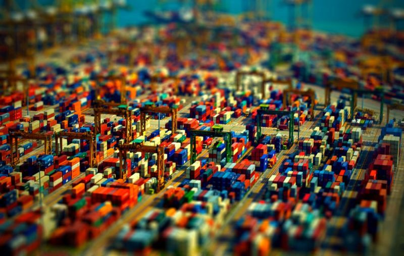 The Most Striking Examples Of Tilt Shift Photography The