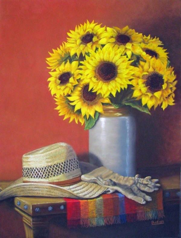 Realistic Paintings by Karen Budan