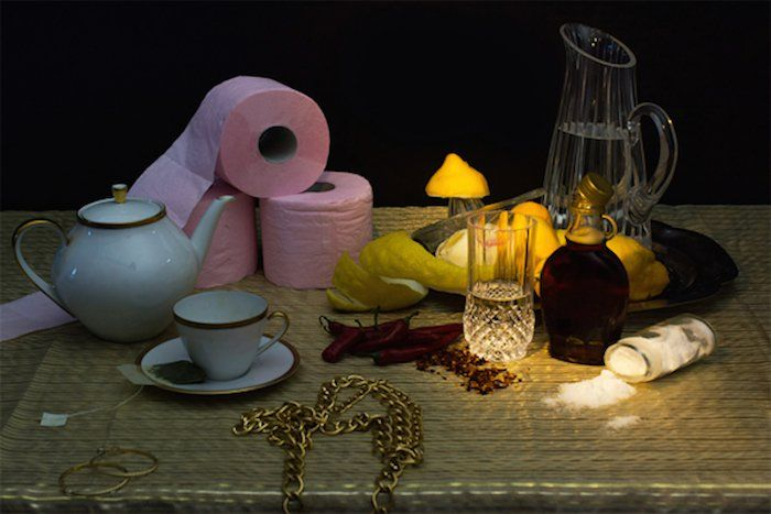 Artist Dan Bannino Turns Celebrity Fad Diets into Old Master-Style Still Lifes