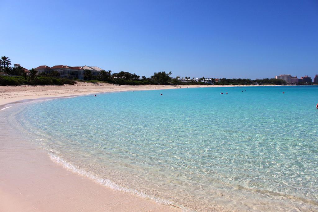 Cabbage Beach, Paradise Island, Bahamas-02