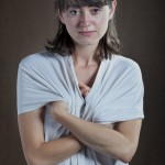 20 Absolutely Heart Touching Portraits Of Women Wearing Ex-Lover Shirts