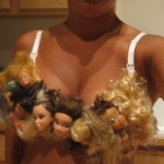 15 Of The Weirdest Things You Can Do With Doll Heads