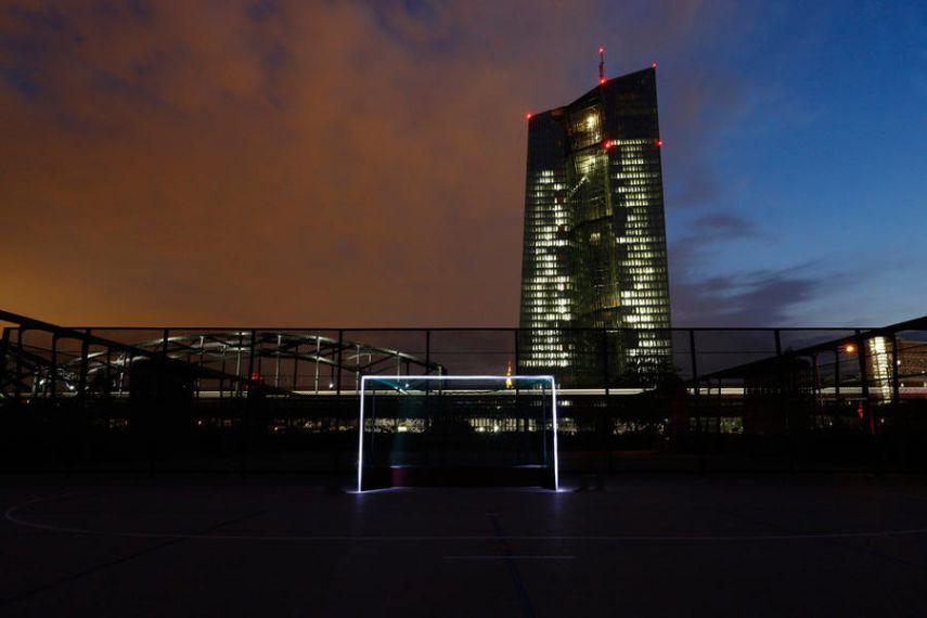 Frankfurt, Germany. June 1, 2014.