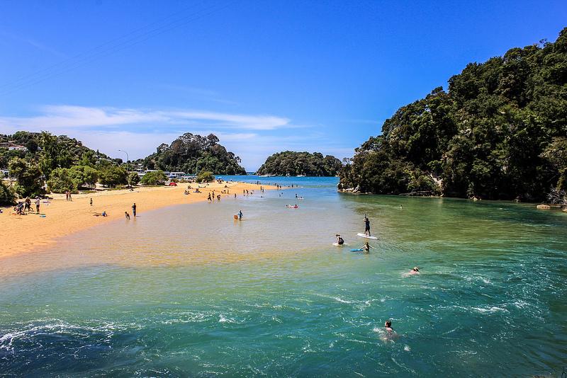 Kaiteriteri Beach, Nelson, New Zealand-01