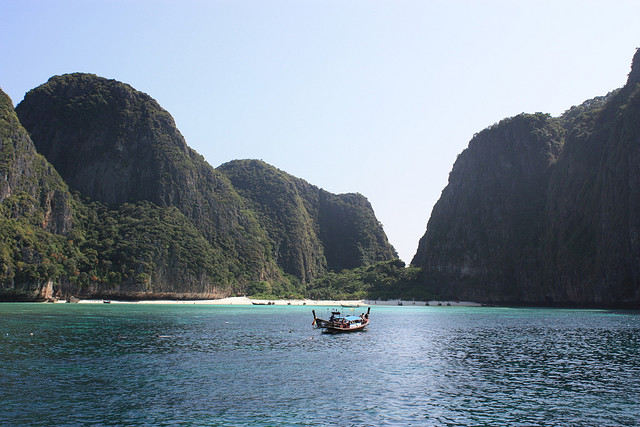 Maya Bay, Ko Phi Phi, Thailand-02