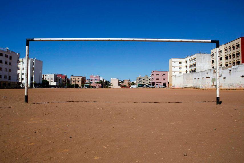 Rabat, Morocco. June 3, 2014