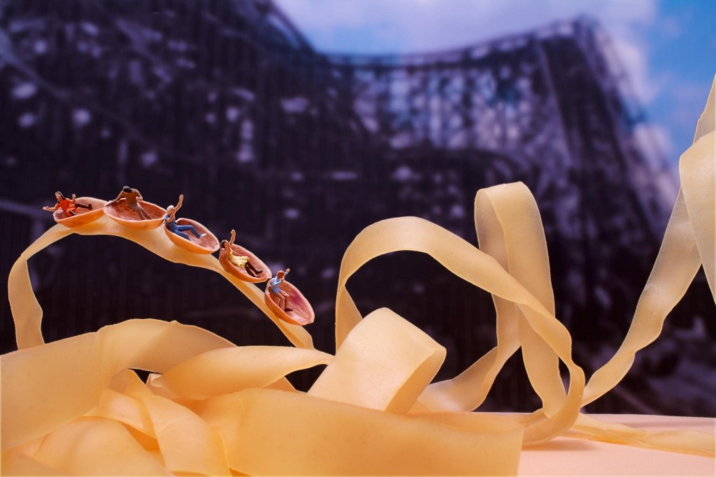 RollerCoaster Pasta