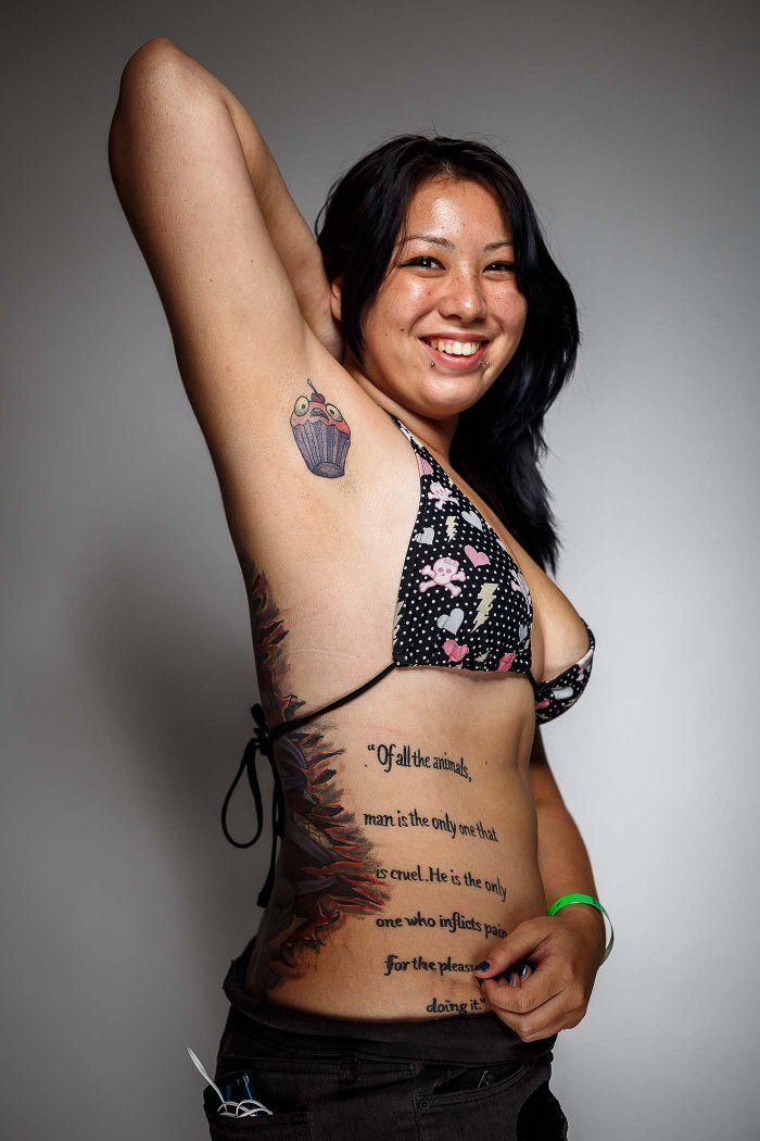 Wonderful Tattoo Art