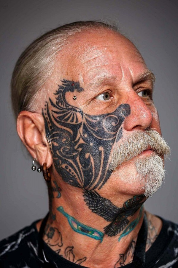 """The Most Striking Examples of Tattoos from """"Tattoo Mania Expo"""""""