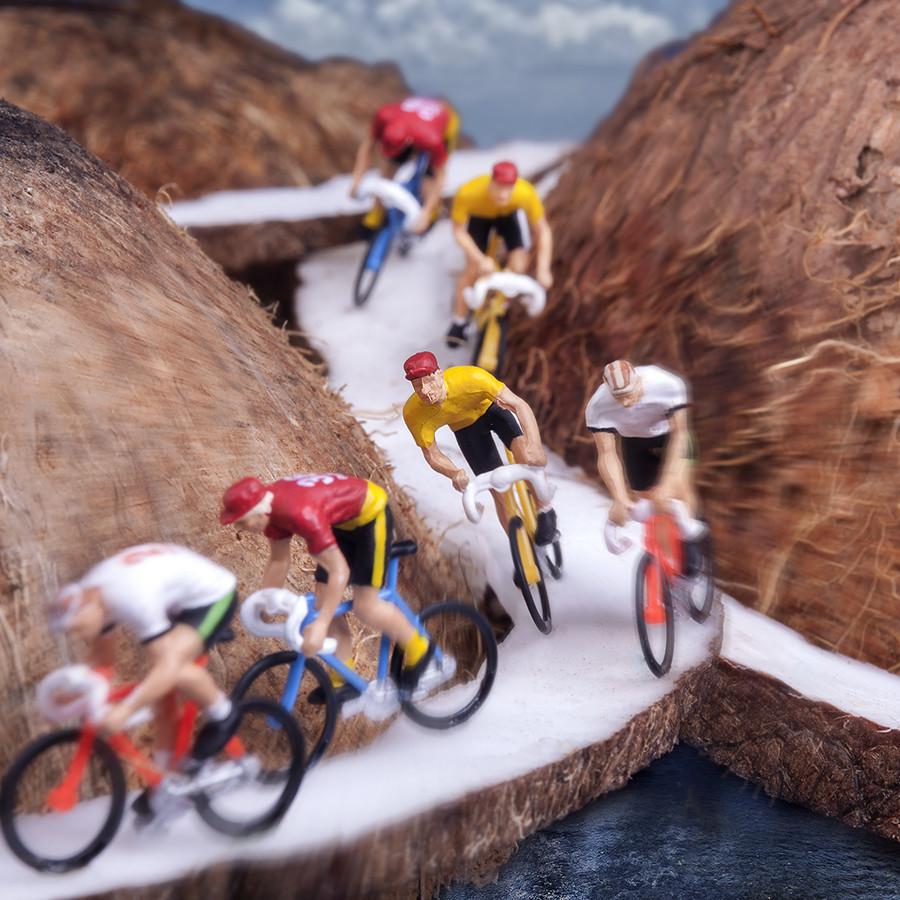 Tour De France - Coconut stage