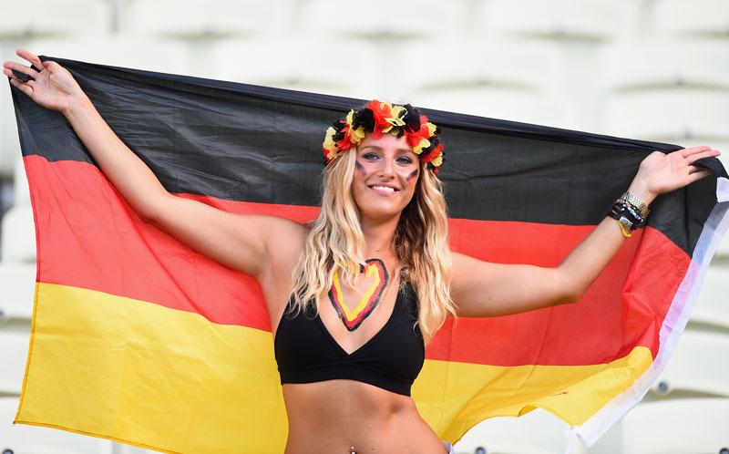 Hottest German FIFA Fan
