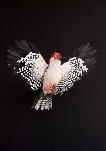 Paper Craft Art-08