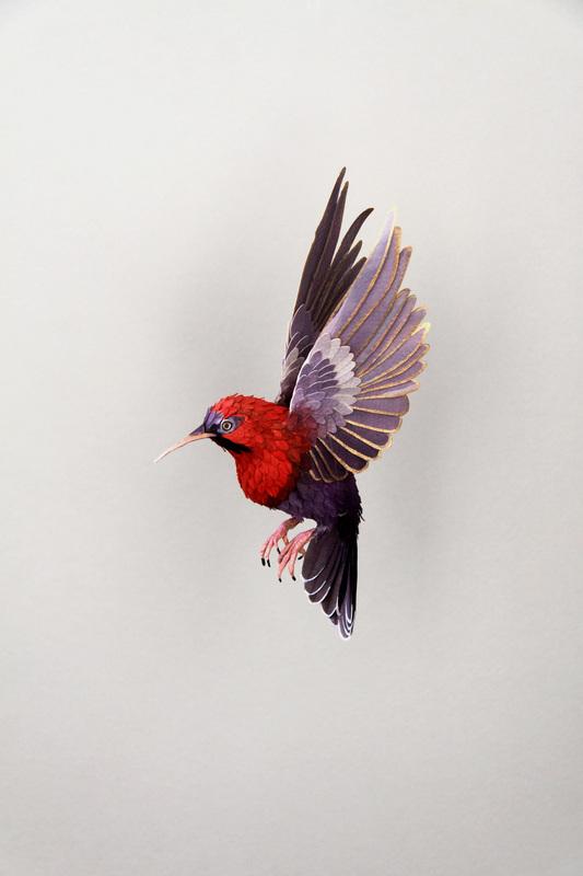 Paper Craft Art-19