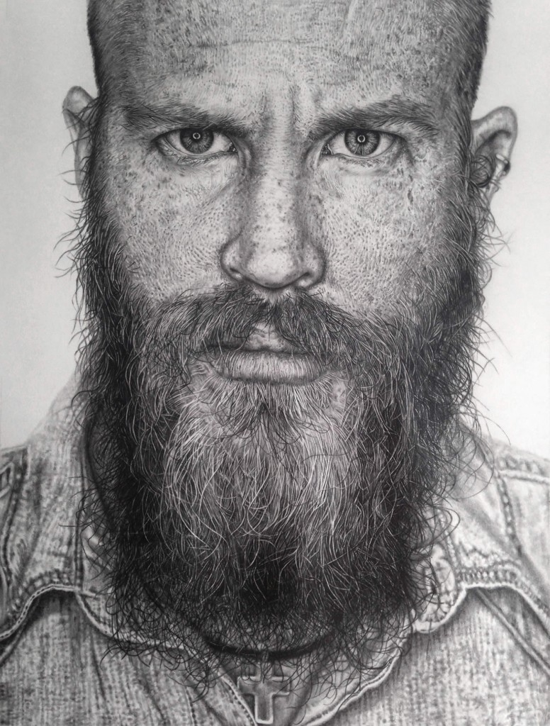 Realistic Graphite Drawings-04