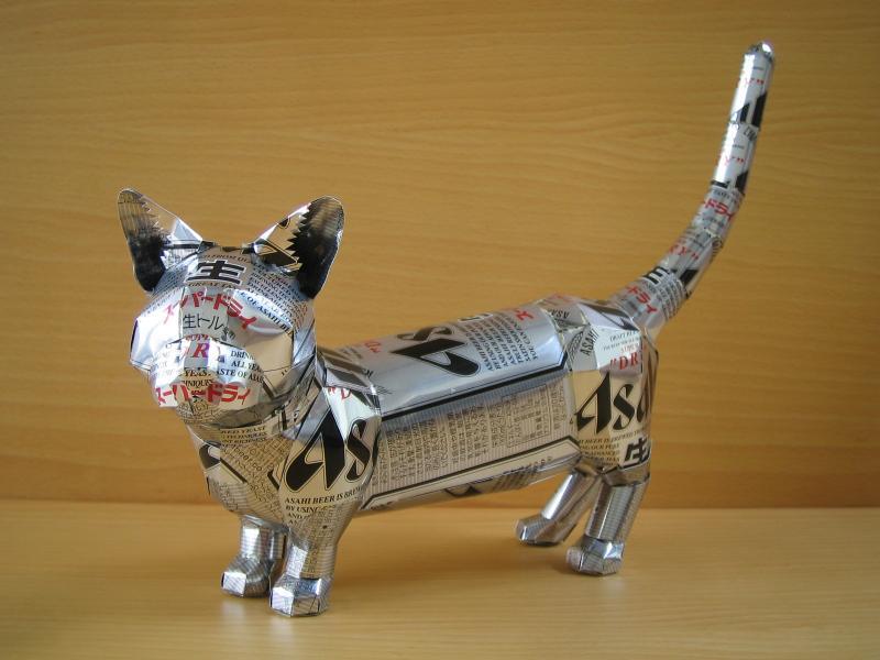 Aluminum Sculptures-11