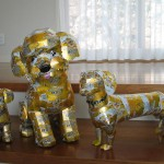 These Incredible Animal Sculptures Are Actually Made Out Of Aluminum Cans