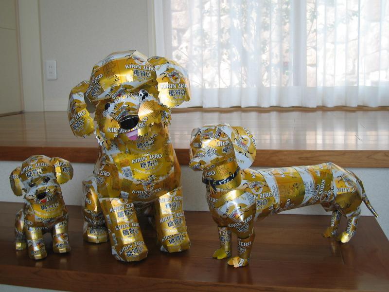 Aluminum Sculptures-13