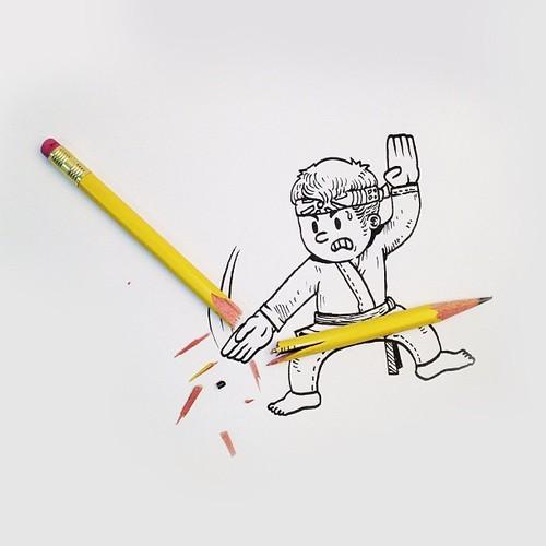 Simple Drawings-06