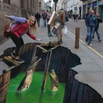 28 Unforgettable 3D Street Artworks You Will Ever See
