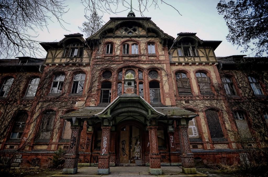 Beelitz-Heilsttten Sanatorium, Germany