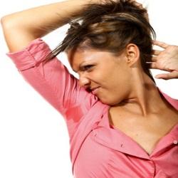 Bromidrosiphobia or Bromidrophobia - Fear of body smells
