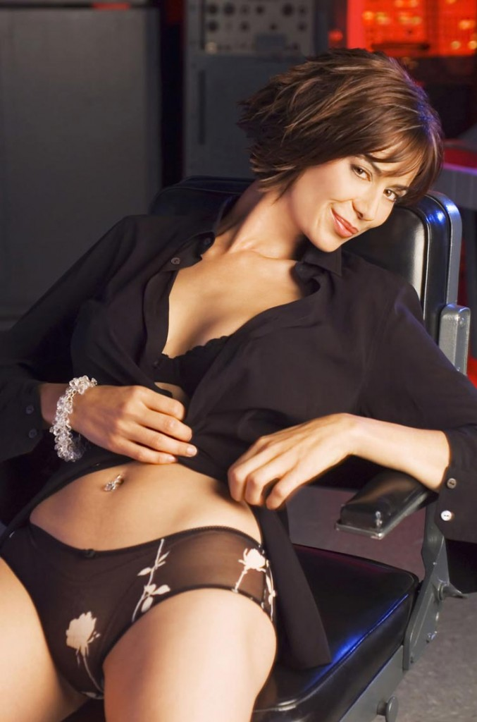 Catherine Bell (Denise Sherwood) - Army Wives