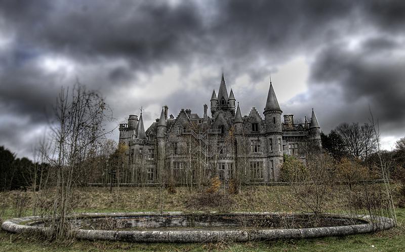 Chateau Noisy, Belgium