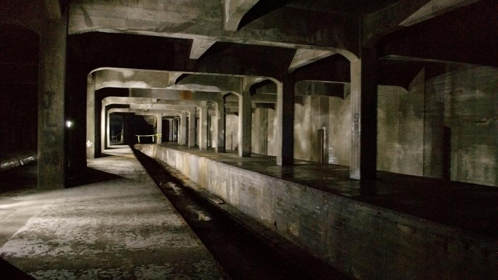 Cincinnati Subway, Ohio