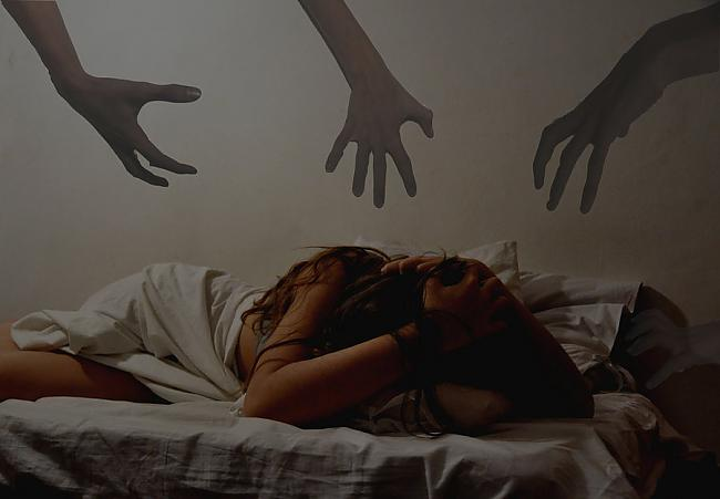 Clinophobia - Fear of going to bed