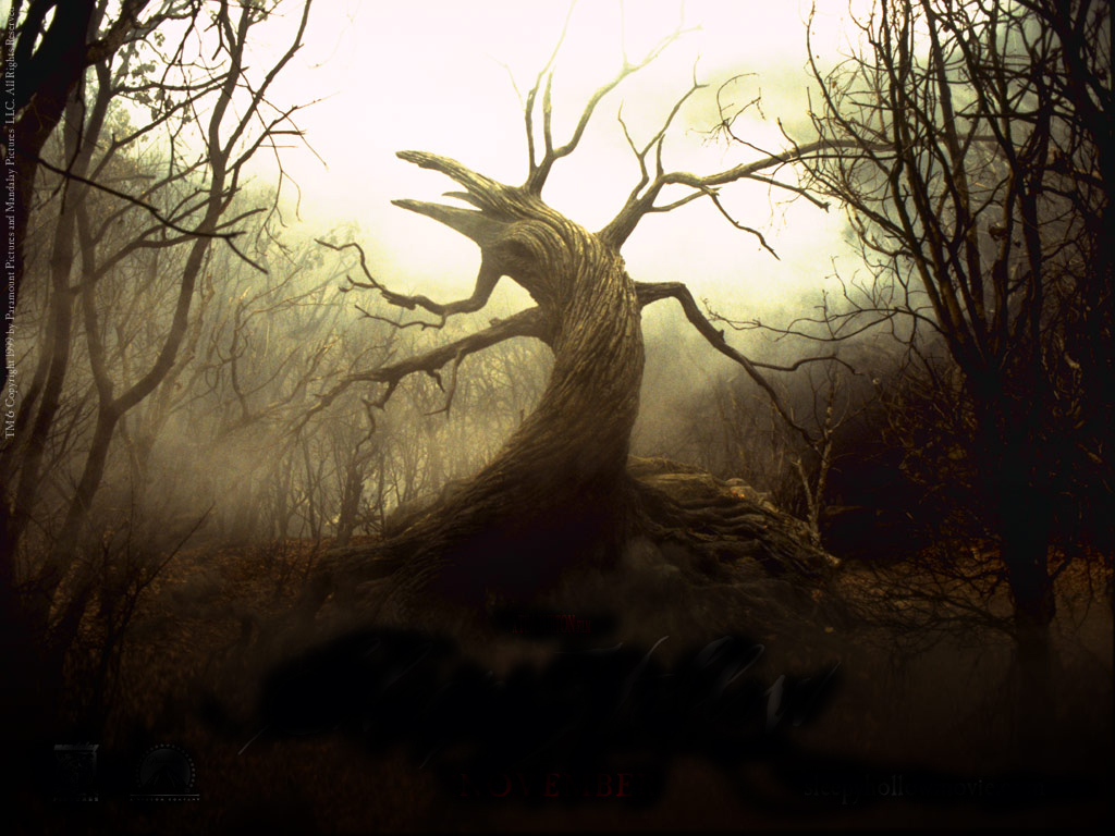 Dendrophobia - Fear of trees